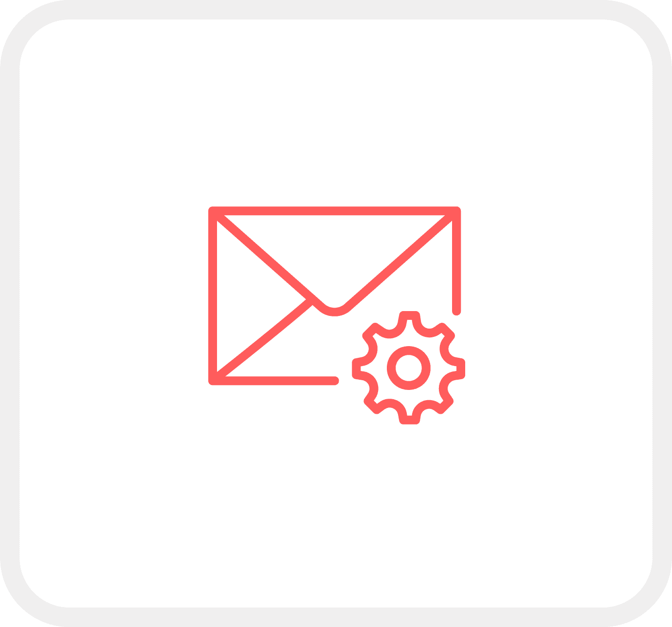 e-mail bot icon